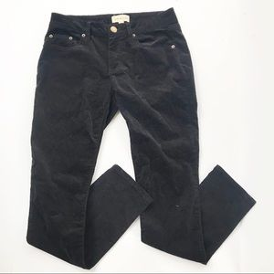 Cloth & Stone NEW Anthropologie Black Pants Cords